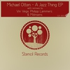 Cover of the album A Jazz Thing - EP