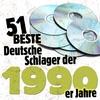 Cover of the album Die 51 besten Deutschen Schlager der 1990er Jahre
