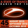 Cover of the album A State of Trance Radio Top 15: August / September / October 2010 (45 Tracks)