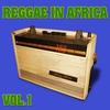 Couverture de l'album Reggae in Africa, Vol. 1