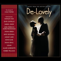 Cover of the track De-Lovely (Music from the Motion Picture)
