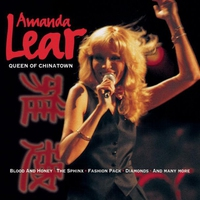Cover of the track Queen of Chinatown