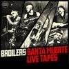 Cover of the album Santa Muerte Live Tapes