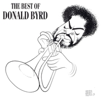Cover of the track The Best of Donald Byrd