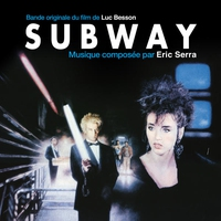 Cover of the track Subway (Original Motion Picture Soundtrack) [Remastered]