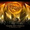 Couverture de l'album Talking Ain't Enough! - Fair Warning Live In Tokyo