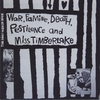 Couverture de l'album War, Famine, Death, Pestilence and Miss Timberlake