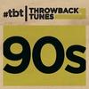 Couverture de l'album Throwback Tunes: 90's