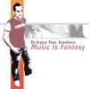 Couverture de l'album Music Is Fantasy (Remixes) [feat. Estefania]