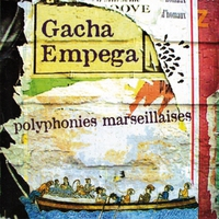Cover of the track Polyphonies Marseillaises
