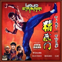 Cover of the track Fist of Fury Remixes - Single