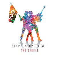 Cover of the track Up To Me - Single