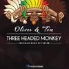 Couverture de l'album Three Headed Monkey - Single