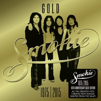 Couverture du titre GOLD: Smokie Greatest Hits (40th Anniversary Deluxe Edition) CD2