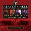 Couverture de l'album Neon Nights - Live In Europe
