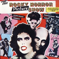 Cover of the track The Rocky Horror Picture Show (Soundtrack from the Motion Picture)