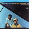 Cover of the album Nat King Cole Sings, George Shearing Plays