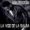 Cover of the album La Voz de la Salsa