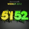 Couverture de l'album Armada Weekly 2012 - 51/52 (This Week's New Single Releases)