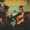 Cover of the album Paco de Lucia / Ramon de Algeciras en Hispanoamerica (Instrumental)