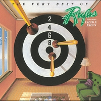 Cover of the track The Very Best of Rufus (Featuring Chaka Khan)