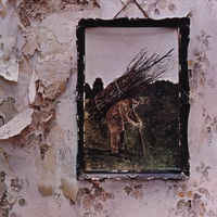 Cover of the track Led Zeppelin IV (Remastered)