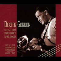 Cover of the track Dexter Gordon Live At the Both/And Club 1970