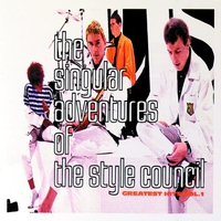 Cover of the track The Singular Adventures of the Style Council