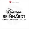Couverture de l'album Django's Anthology, Vol. 7