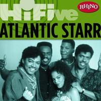 Couverture du titre Rhino Hi-Five: Atlantic Starr - EP