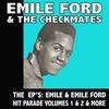 Cover of the album The E.P.'s: Emile & Emile Ford Hit Parade, Vols, 1 & 2 & More