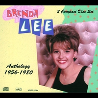 Cover of the track Brenda Lee: Anthology, Vols. 1 & 2 (1956-1980)