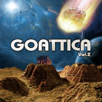 Couverture du titre Goattica, Vol. 2