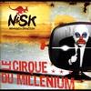 Couverture de l'album Le Cirque du millenium