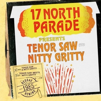 Cover of the track Tenor Saw Meets Nitty Gritty