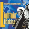 Couverture de l'album Lightnin' Hopkins: The Complete Aladdin Recordings