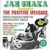 Cover of the album Jah Shaka Presents: The Positive Message