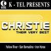 Couverture de l'album Christie - Their Very Best - EP