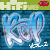 Cover of the track Rhino Hi-Five: Rap, Vol. 1 - EP