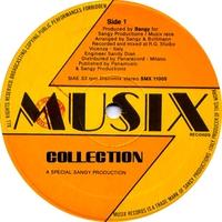 Couverture du titre Musix Records Collection (A Special Sangy Production)