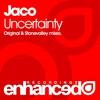 Couverture de l'album Uncertainty - Single