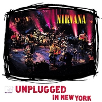 Cover of the track MTV Unplugged In New York (Live)