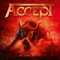 Cover of the track Blind Rage