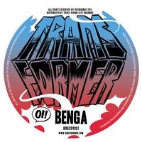 Couverture du titre Transformers / Shake It - Single