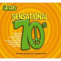 Couverture du titre Sensational 70s (Original Artist Re-Recording)