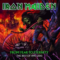 Cover of the track From Fear to Eternity: The Best of 1990–2010