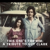 Cover of the album This One's for Him: A Tribute to Guy Clark