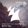 Couverture de l'album With You (feat. Barnaby) - Single