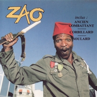 Cover of the track Ancien Combattant