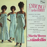 Cover of the track Dancing In the Street
